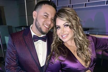 "Lorenzo Méndez y ""Chiquis"" Rivera iniciaron su romance en 2017 (Instagram: lorenzomendez7)"
