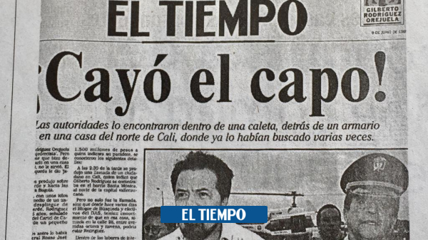25 años de la caída de Gilberto Rodríguez Orejuela, el narco que penetró campaña presidencial - Proceso de Paz - Política