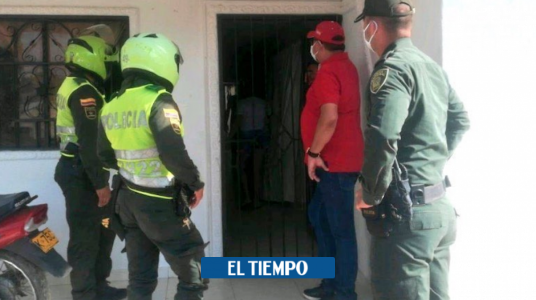 Alcalde sanciona a hijo por violar cuarentena - Barranquilla - Colombia