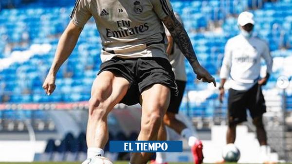 Análisis de James Rodríguez en el Real Madrid tras la cuarentena en la Liga de España - Fútbol Internacional - Deportes