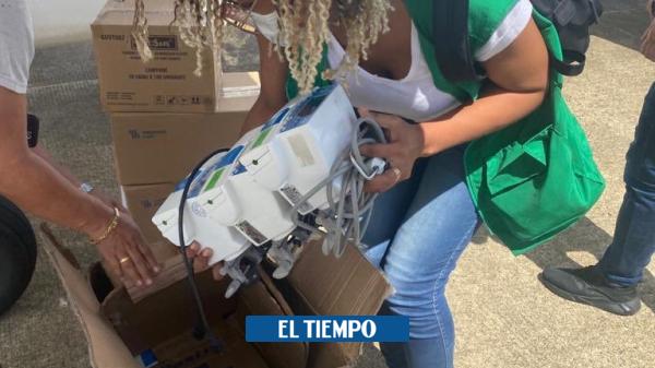 Antioquia ayuda al Chocó para tratar el covid-19 - Medellín - Colombia