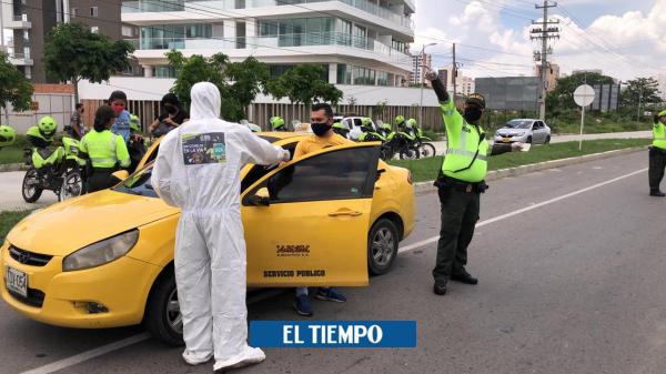 Barranquilla aumentará medias para controlar los brotes de coronavirus - Barranquilla - Colombia