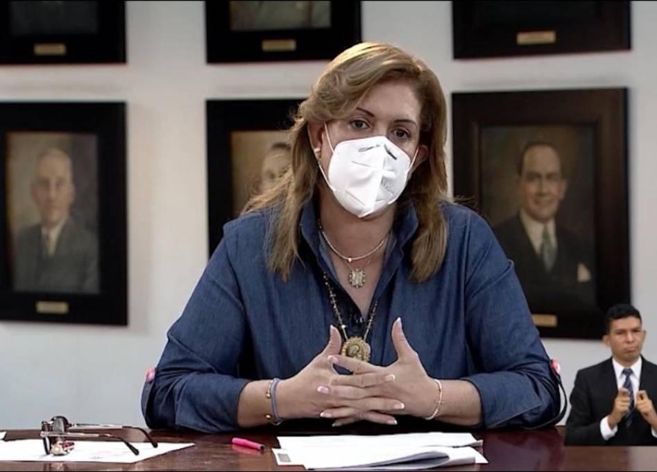 Clara Luz Roldán denunciará por calumnia al gerente del Ferrocarril del Pacífico