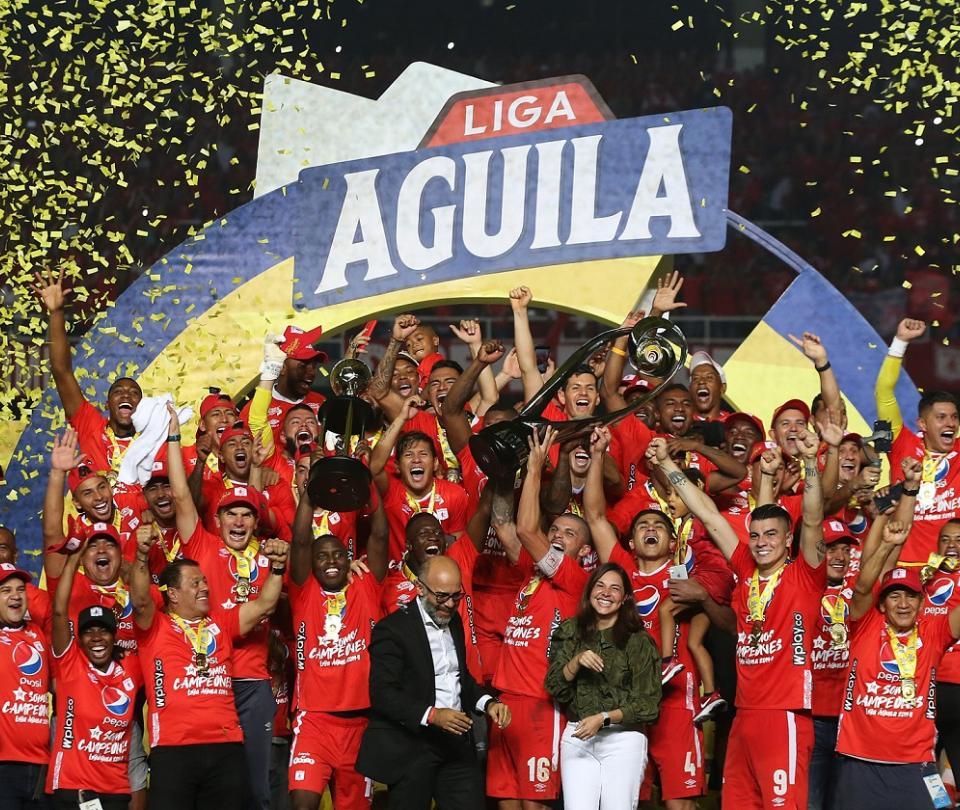 Colombia hoy   Se barajan 3 opciones para el nuevo entrenador del América   Futbol Colombiano   Liga BetPlay