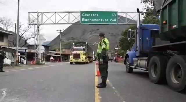 OJO! Todavía no se puede viajar libremente en el Valle del Cauca   Noticias de Buenaventura, Colombia y el Mundo