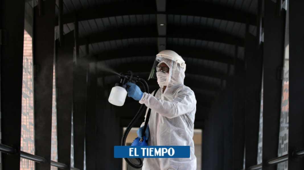 Coronavirus Colombia: protocolos para la reapertura gradual de restaurantes - Gobierno - Política