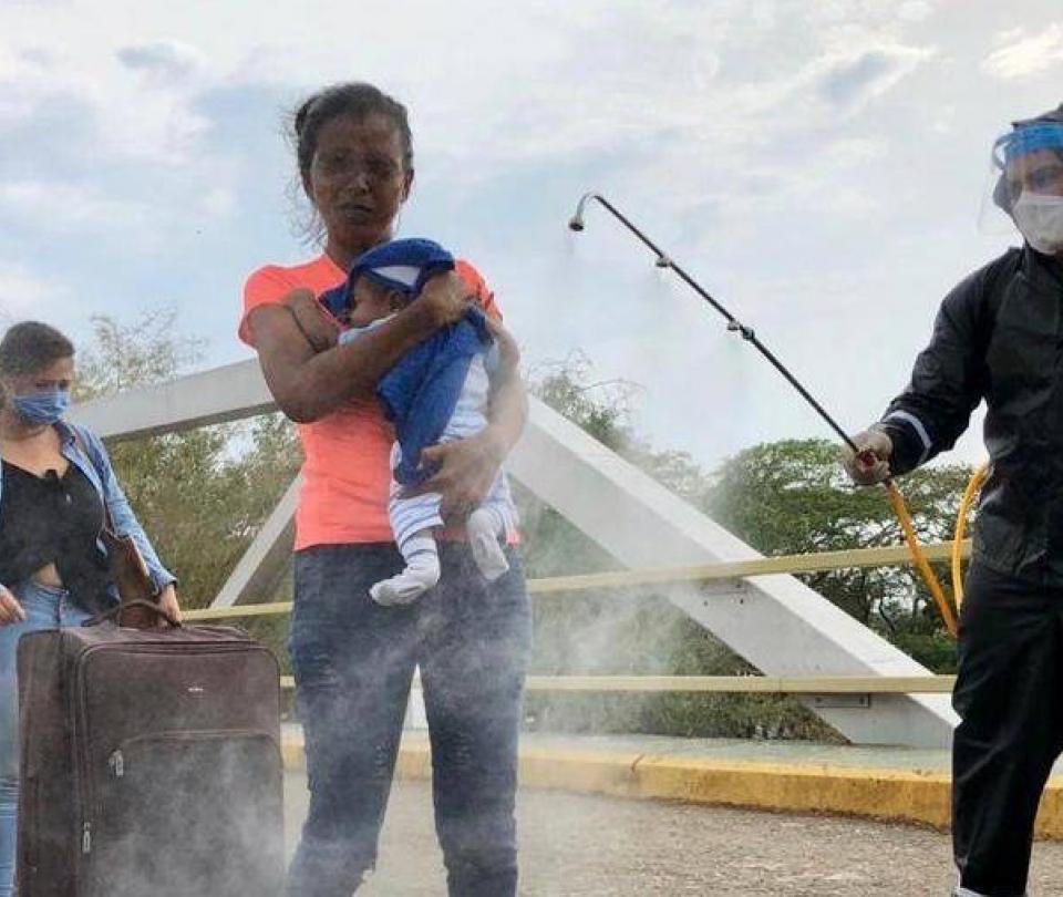 Cuarentena y Coronavirus hoy: personero de Tame denuncia desalojos violentos a venezolanos - Gobierno - Política