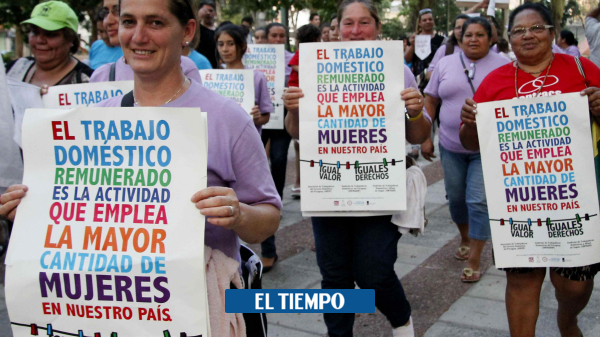 Drama de empleadas domésticas en medio de crisis por coronavirus en - Servicios - Justicia