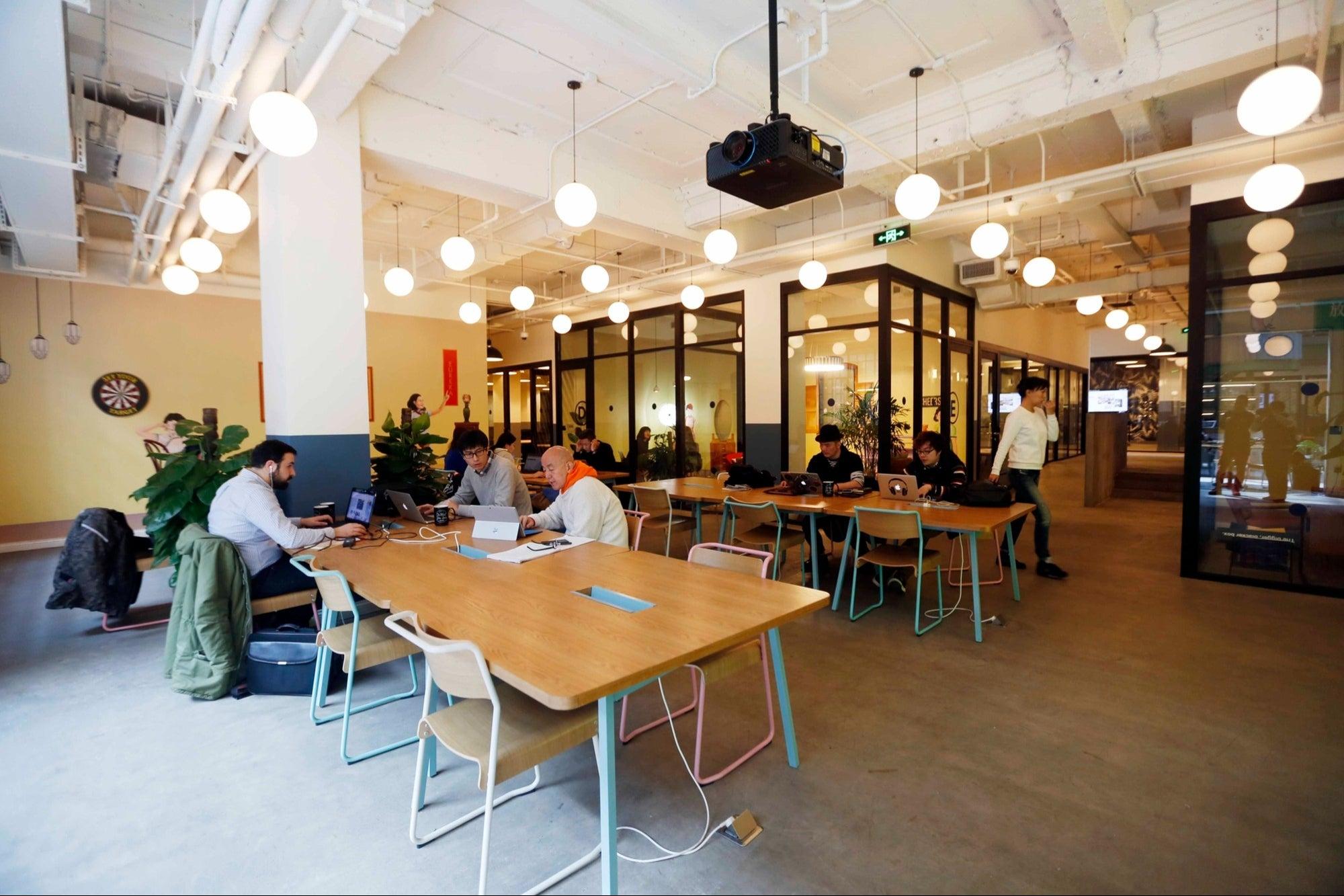 El coworking se reinventa en la era post COVID-19