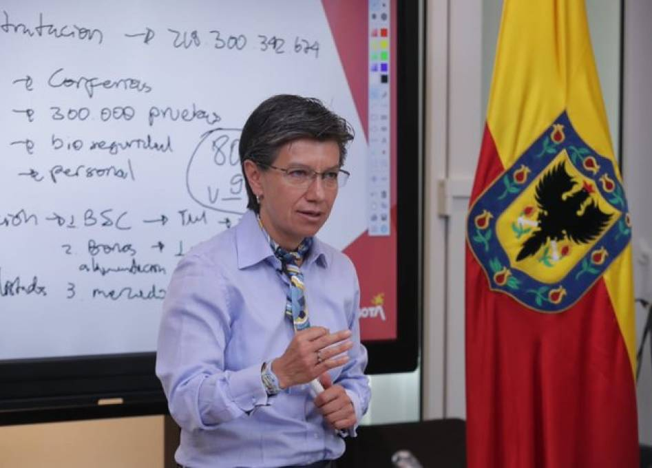 El fuerte debate a Claudia López en la Cámara de Representantes por manejo de la pandemia
