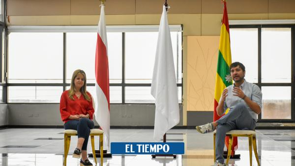 Elsa Noguera y Jaime Pumarejo hablan sobre la crisis del coronavirus en Barranquilla y el Atlántico - Otras Ciudades - Colombia