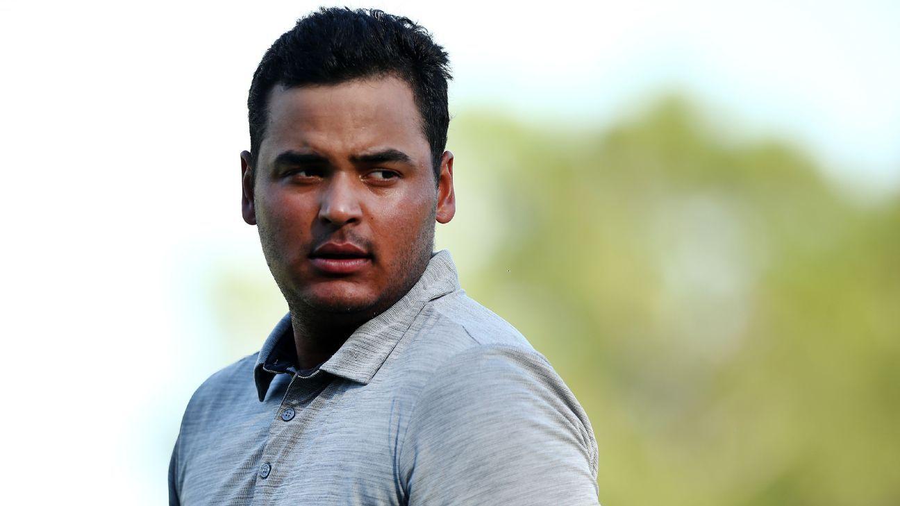 En el día del 1º positivo por coronavirus, el colombiano Muñoz se mantuvo en la pelea por el título del PGA RBC Heritage