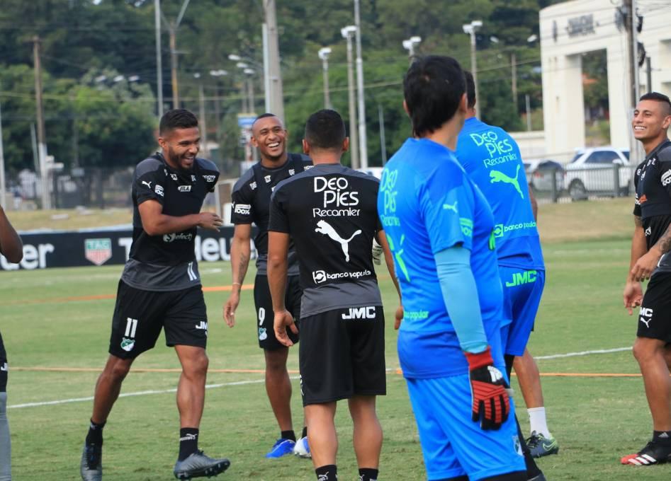 Este es el 'ABC' del regreso a los entrenos individuales en el fútbol colombiano