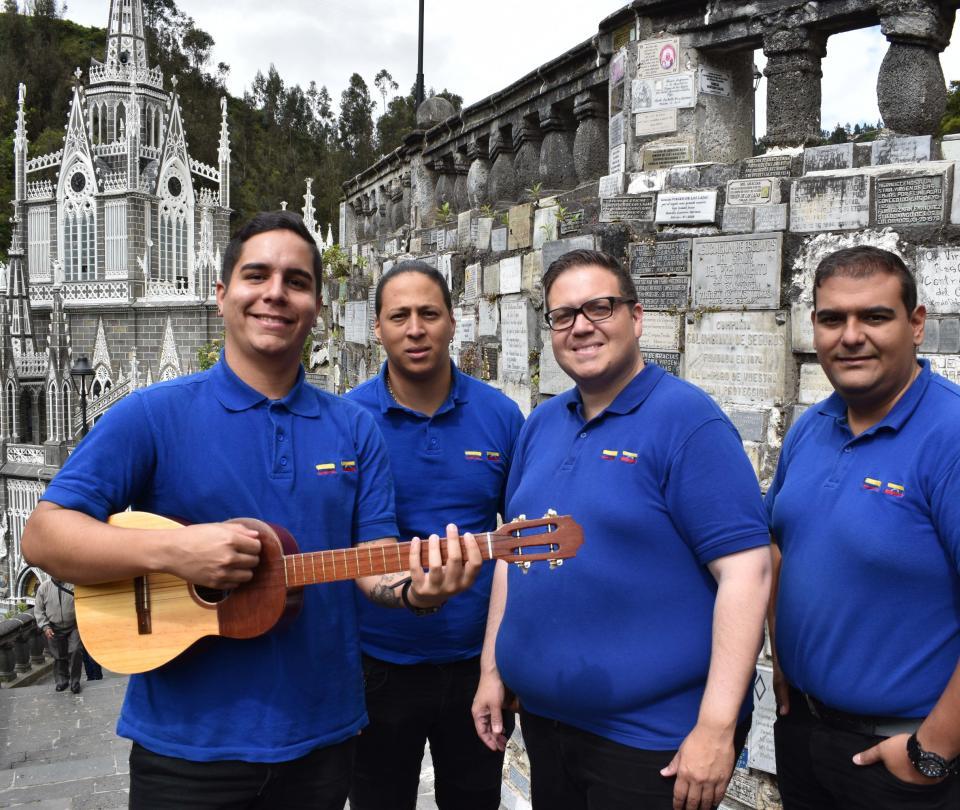 'Este es un mensaje de esperanza a nuestros hermanos venezolanos' - Entretenimiento - Cultura