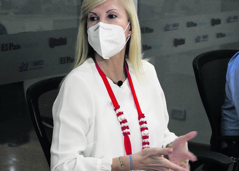 """""""Hay que seguir reactivando de a poco la economía"""": Dilian Francisca Toro"""