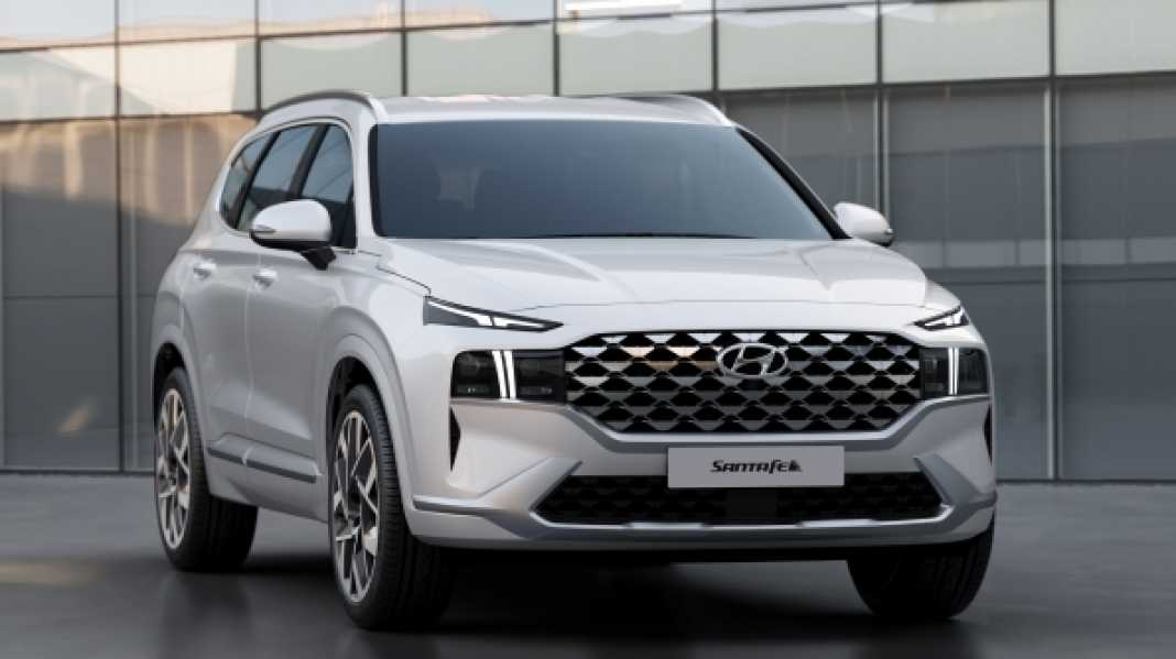 Hyundai develó la nueva Santa Fe del 2021, con más tecnología y comodidad