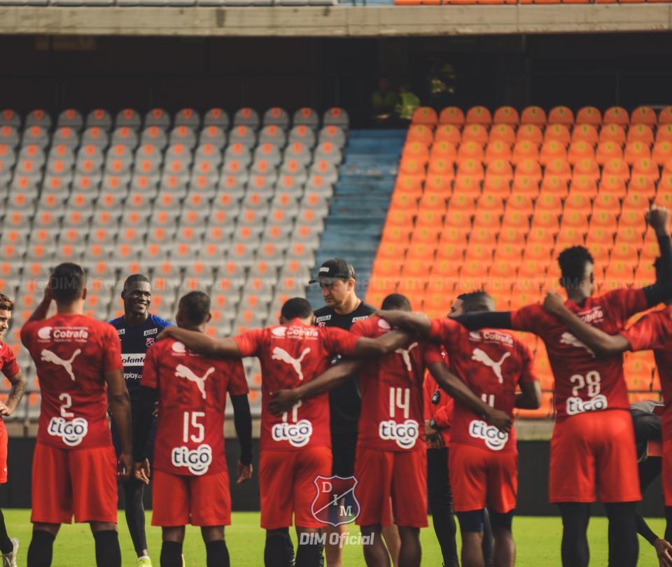 Independiente Medellín prepara sus categorías menores | Futbol Colombiano | Liga BetPlay