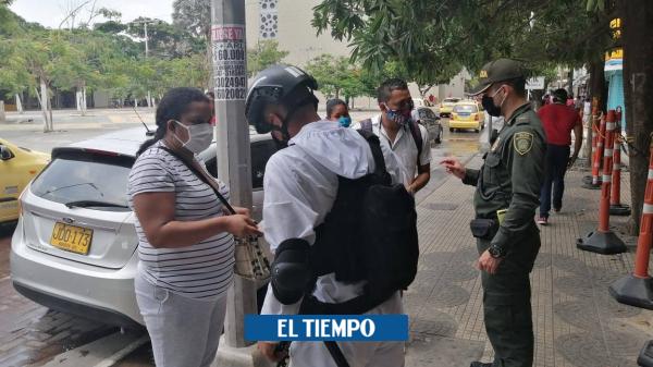 Indisciplina social en Barranquilla covid-19 - Barranquilla - Colombia