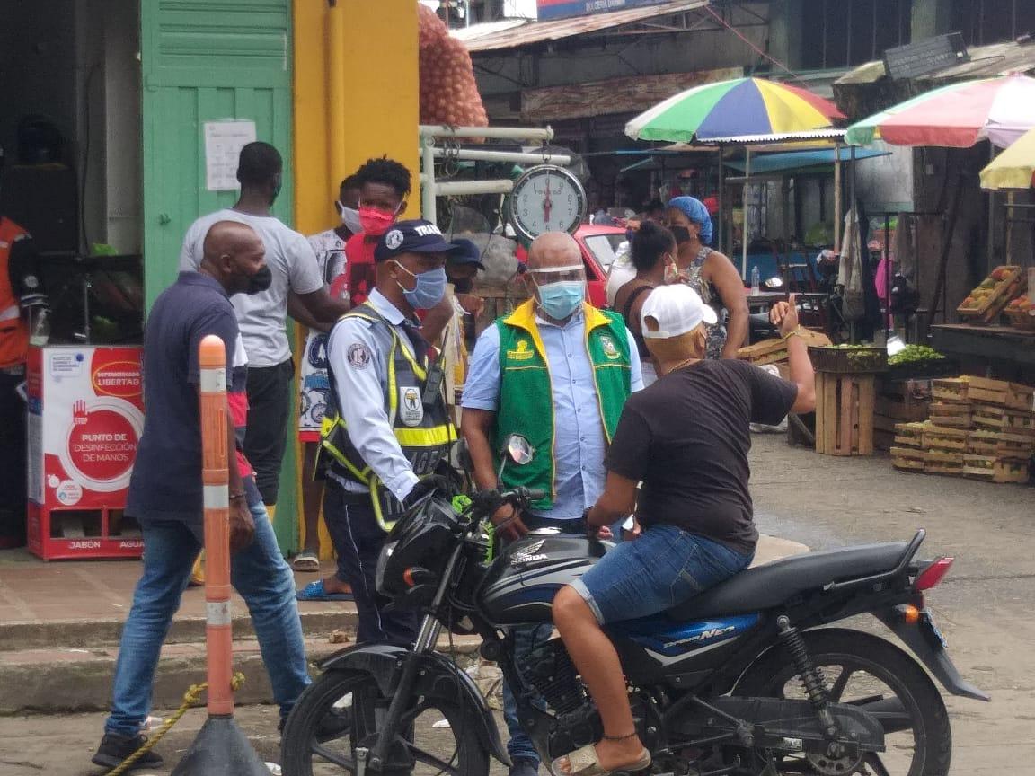 Intervinieron el sector peatonal y comercial del barrio Pueblo Nuevo | Noticias de Buenaventura, Colombia y el Mundo