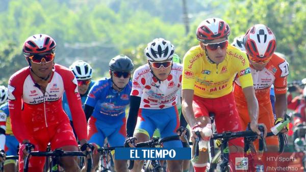 Javier Sardá ganó la Vuelta a Vietnam en medio de crisis por coronavirus - Ciclismo - Deportes