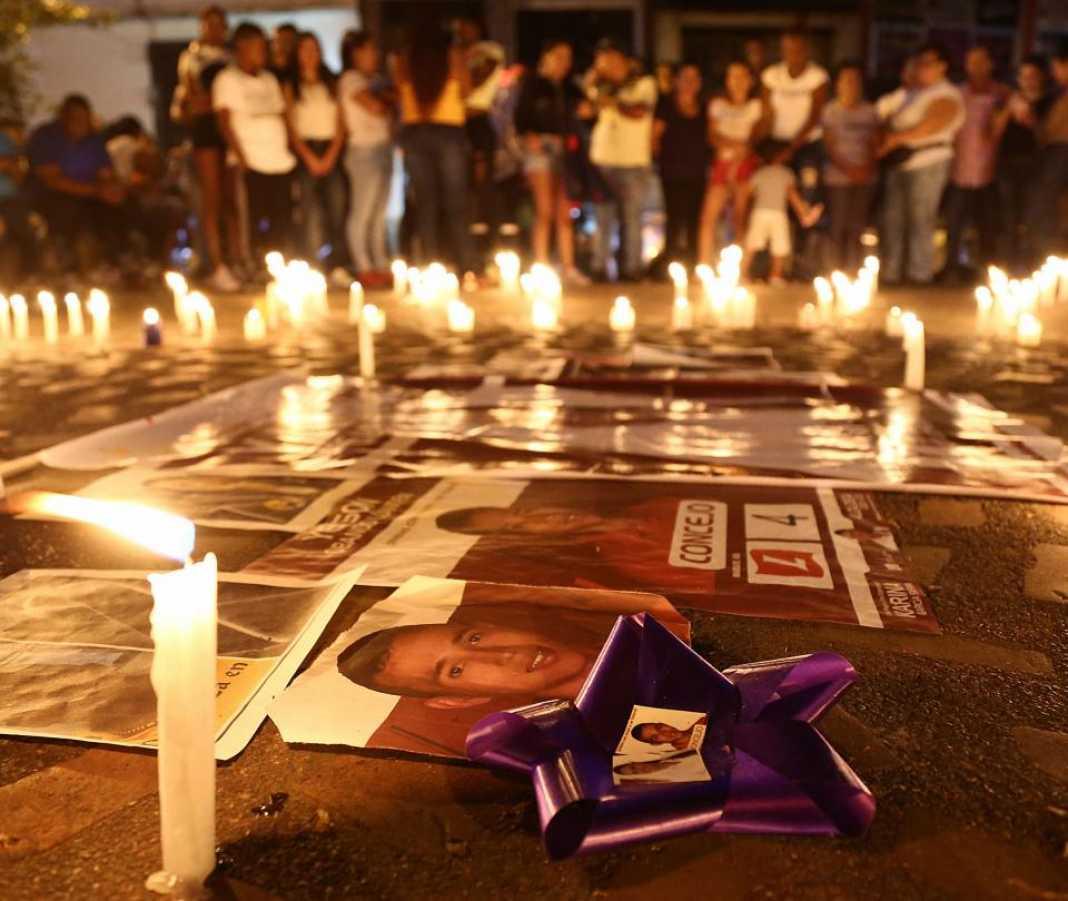 Líderes sociales asesinados en Colombia en 2020 - Proceso de Paz - Política