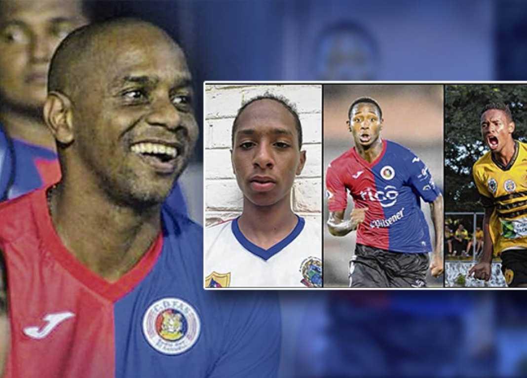 La historia de los Gil, la apasionada familia que echó raíces en el fútbol de El Salvador