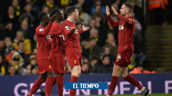 La imagen de Liverpool en apoyo a George Floyd - Fútbol Internacional - Deportes