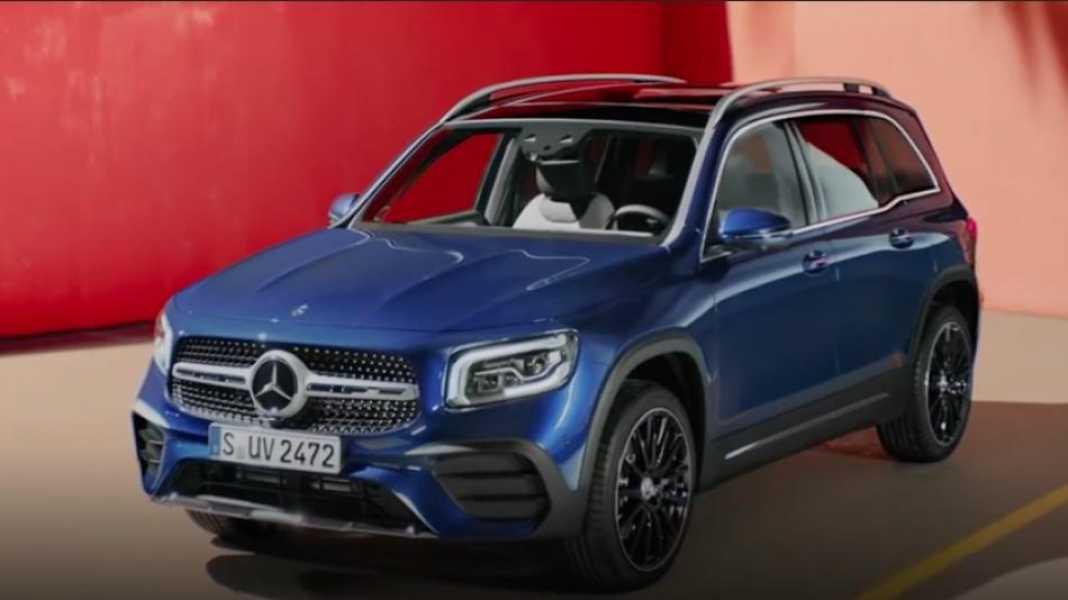 La tecnología es la gran aliada de la nueva GLB de Mercedes-Benz - Contenido Patrocinado