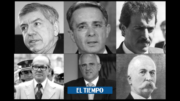 Las historias más curiosas de los presidentes en Colombia - Gobierno - Política