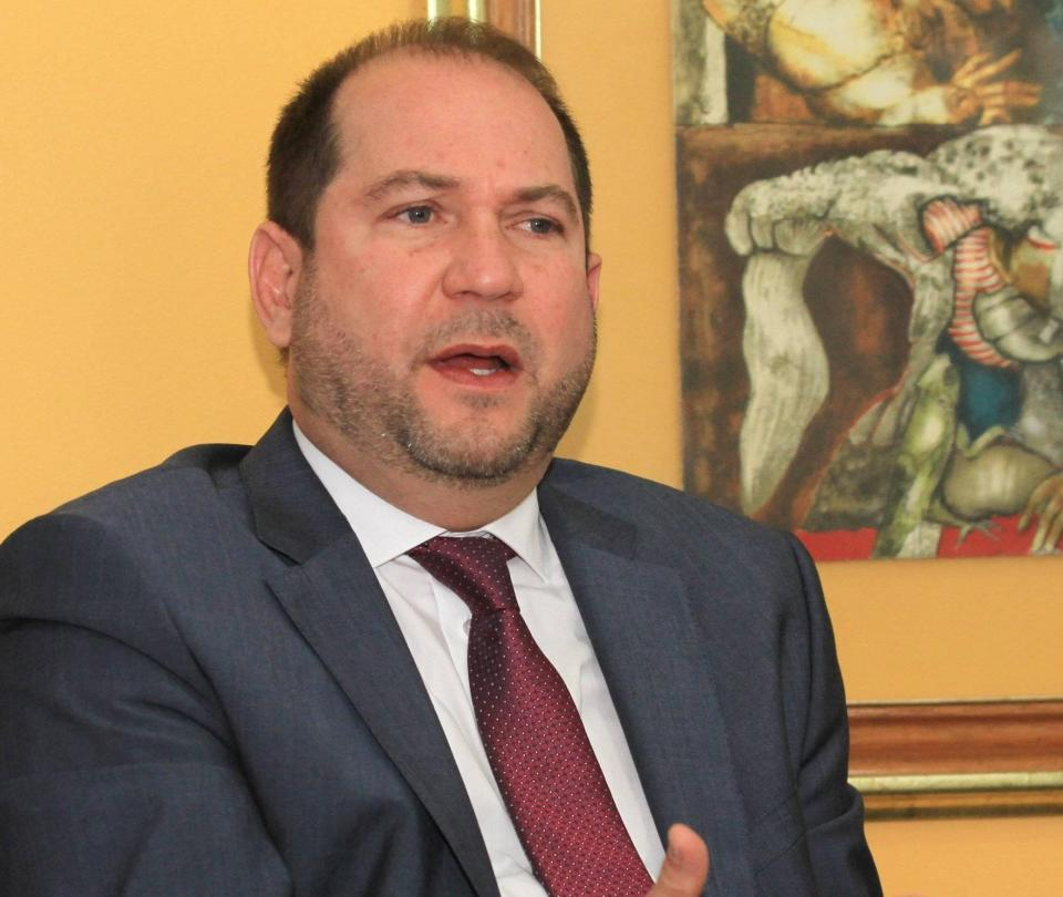 Lidio García: Presidente del Senado hace balance sobre sesiones virtuales - Congreso - Política