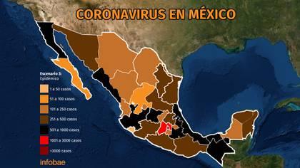 Coronavirus en México Imagen: Jovani Pérez / Infobae México
