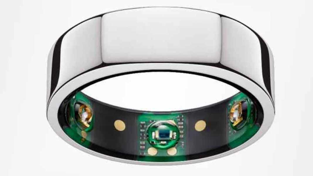 El anillo Oura recopila datos de la salud de los jugadores.