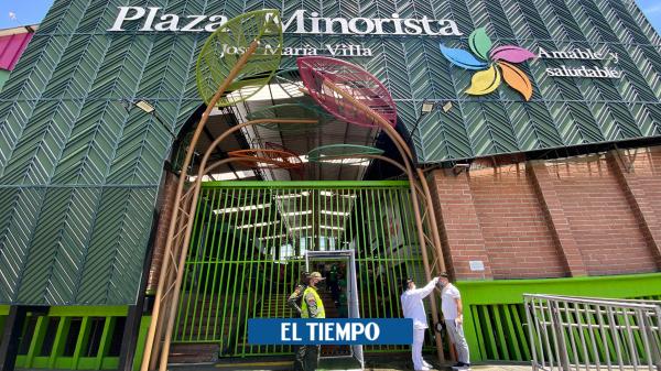 Plaza Minorista de Medellín tendría nuevos casos de coronavirus - Medellín - Colombia