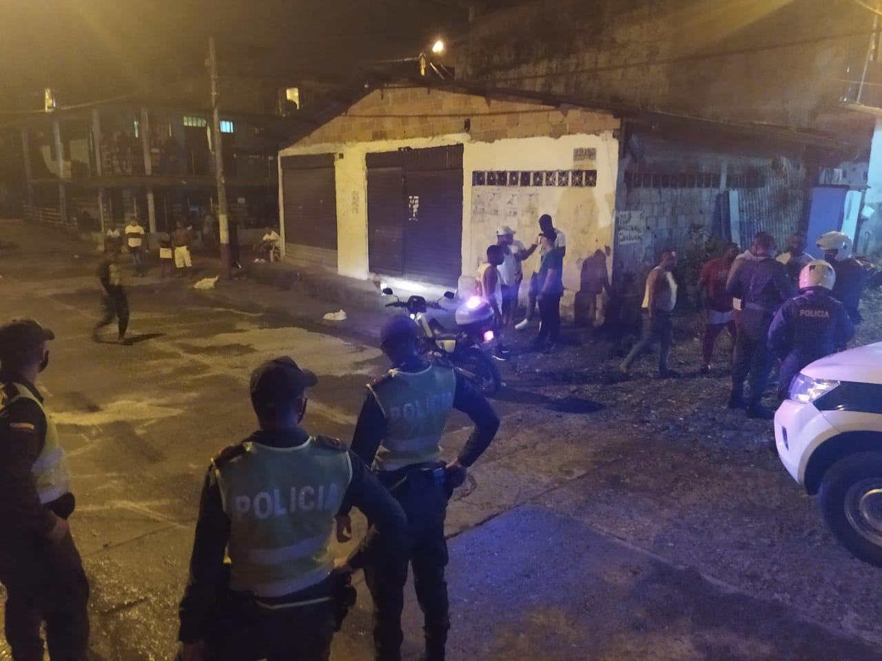 30 fiestas y reuniones apagó la policía en Buenaventura, durante el puente festivo de Padres | Noticias de Buenaventura, Colombia y el Mundo