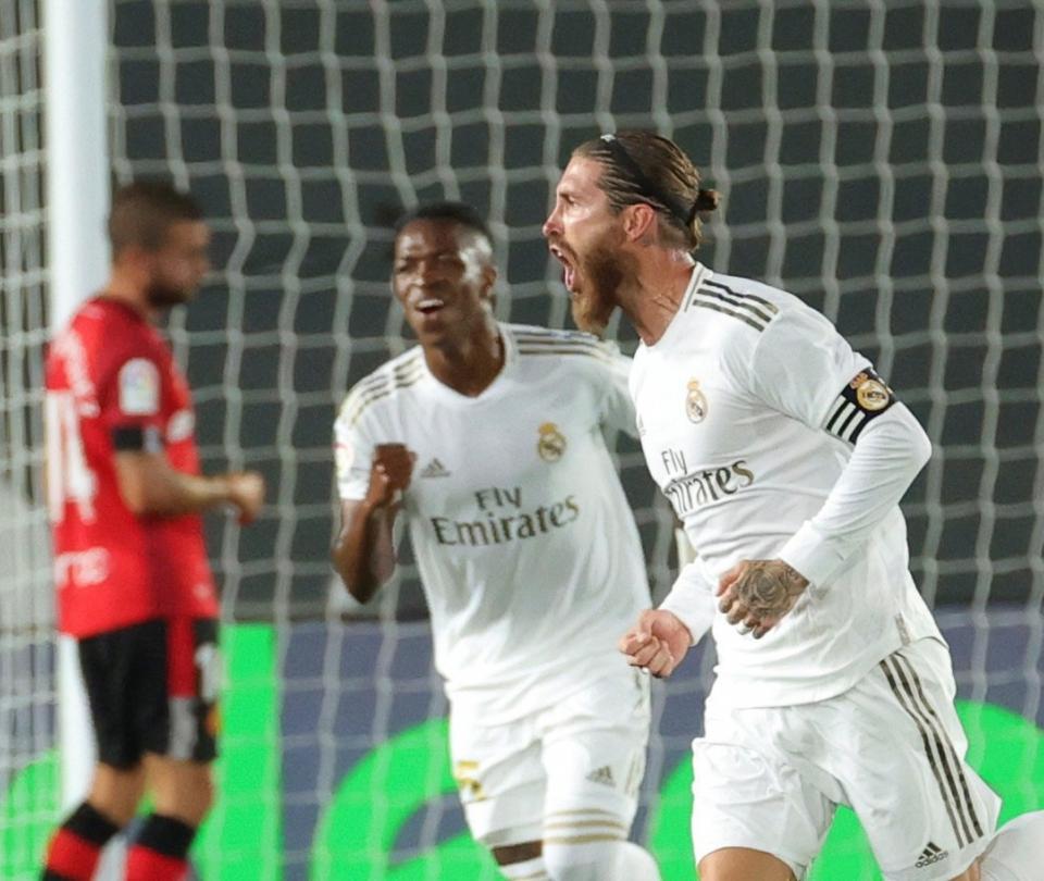 Real Madrid 2-0 Mallorca: Resumen, goles y estadísticas Liga de España - Fútbol Internacional - Deportes