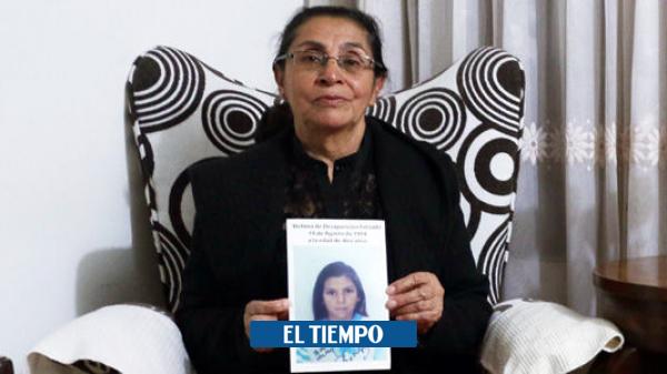 Tránsito Villami lleva 26 años buscando a su hija Leidy Johana Robayo Villamil - Proceso de Paz - Política
