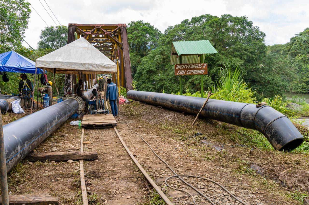 Así han avanzado los trabajos de recuperación del acueducto para el servicio en Buenaventura   Noticias de Buenaventura, Colombia y el Mundo