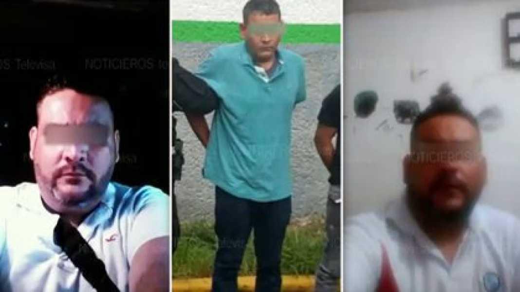 """""""El Vaca"""" bajó 20 kilos para tener otro perfil antes del ataque al jefe de policía, García Harfuch (Foto: twitter/siete_letras)"""