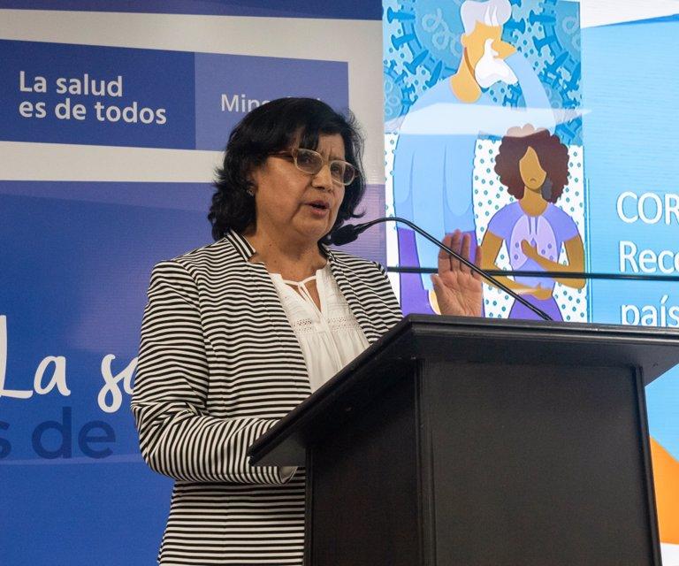 """""""Las Américas tienen más de 50% de los casos positivos para el nuevo coronavirus"""""""