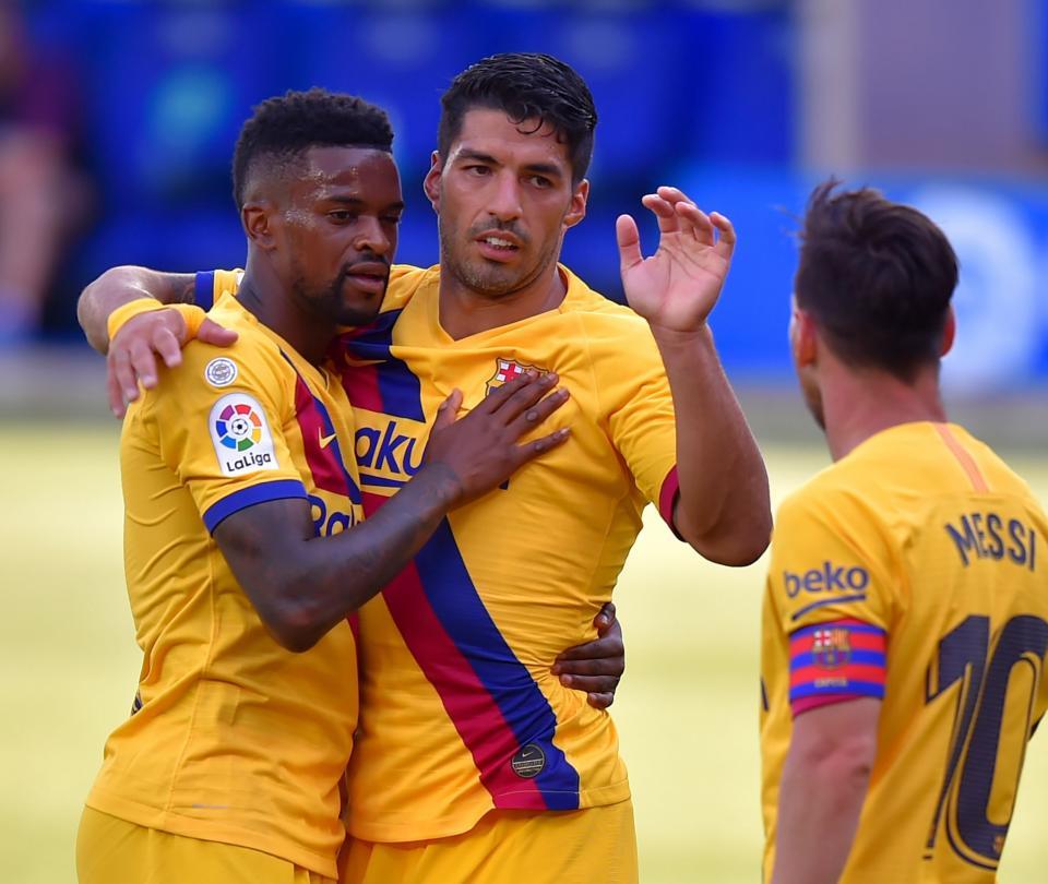 Barcelona termina la liga con goleada frente al Alavés en España - Fútbol Internacional - Deportes