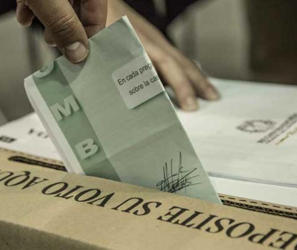Cómo se realizarán las elecciones durante la pandemia - Partidos Políticos - Política