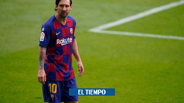 Christophe Dugarry , ex jugador del Barcelona, tilda a Messi de 'medio autista' - Fútbol Internacional - Deportes