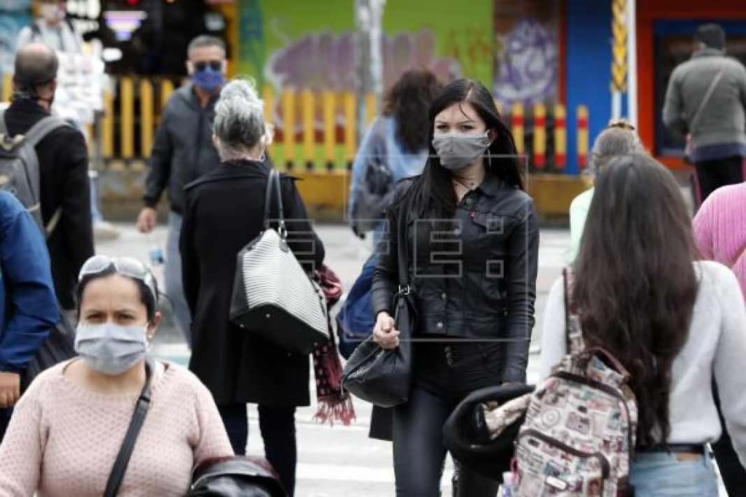 Colombia supera por primera vez los 200 muertos y los 6.800 casos en un solo día