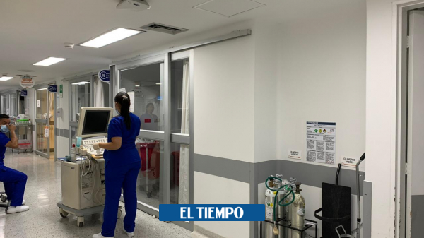 Coronavirus en Antioquia: Declaran alerta roja por ocupación de camas UCI - Medellín - Colombia
