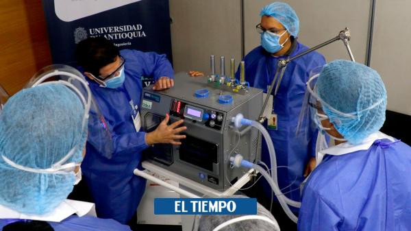 Coronavirus en Colombia: Alerta en Antioquia por falta de camas UCI | Últimas noticias - Medellín - Colombia