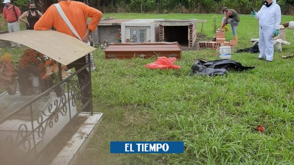 Coronavirus en Colombia: Denuncian un cambiazo de cadáveres en el Meta - Otras Ciudades - Colombia