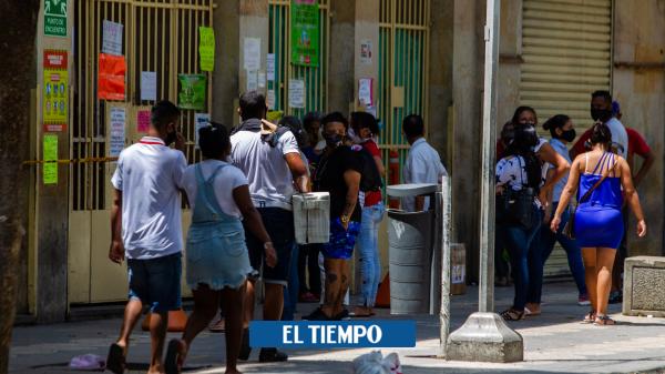 Coronavirus en Colombia: casos de covid-19 en Barranquilla - Barranquilla - Colombia