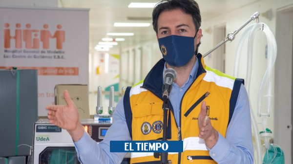 Coronavirus en Colombia: consejos de Daniel Quintero para no contraer el virus   Medellín - Medellín - Colombia