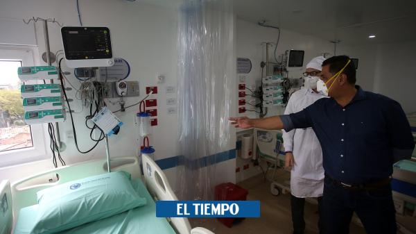 Coronavirus en Colombia: ocupación de camas UCI en ciudades del país - Otras Ciudades - Colombia
