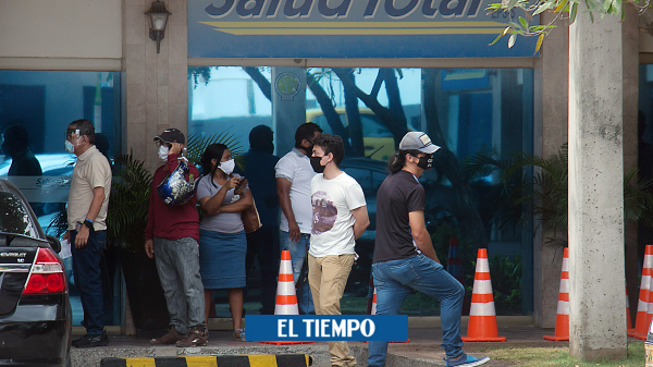Covid-19 en Barranquilla: autoridades reclaman más compromiso de EPS - Barranquilla - Colombia